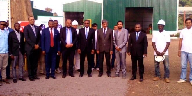 El Ministerio De Minas, Industria y Energia Pone en Marcha a la Industrializacion en Guinea Ecuatorial