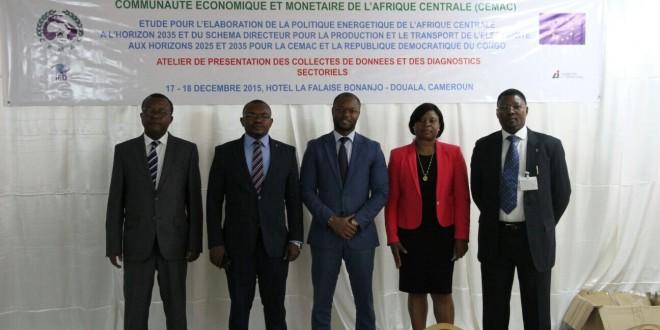 Seminario Taller Sobre la Politica Energetica del Africa Central