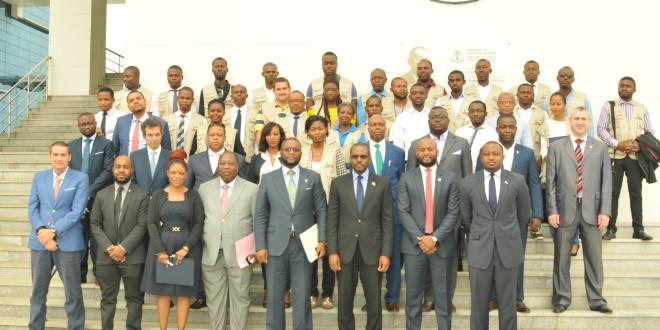 Apertura de un  Curso  de  Inspectores  y  Supervisores  de  la  Red  Eléctrica  Nacional ,   y   la  inauguración  de  una  Oficina  Técnica  de  Control