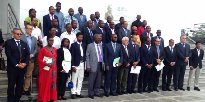 Lanzamiento de la Campaña de  promoción de productos MEG (Made in Equatorial Guinea).