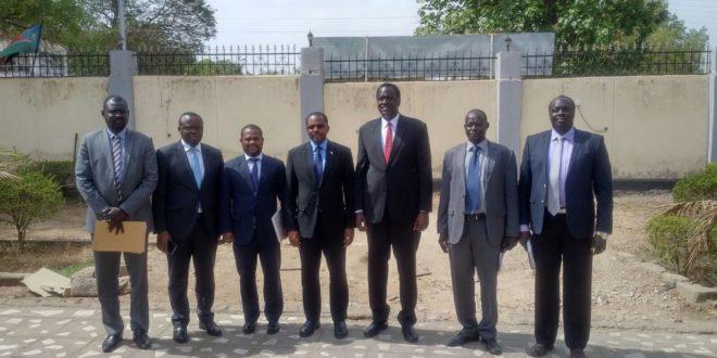 Firma del Memorando de Entendimiento entre Guinea Ecuatorial y Sudán del Sur