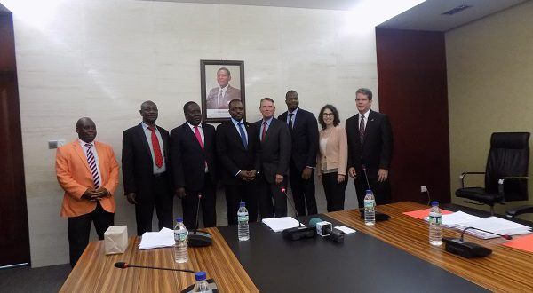 FIRMA DE UN NUEVO CONTRATO DE PARTICIPACIÓN EN LA PRODUCCIÓN ENTRE LA REPÚBLICA DE GUINEA ECUATORIAL Y EXXONMOBIL CORPORATION