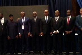 Consejo extraordinario de los  Ministros de APPO