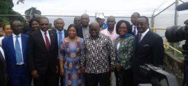 Visita de S.E Yoweri Kaguta Museveni a Punta Europa