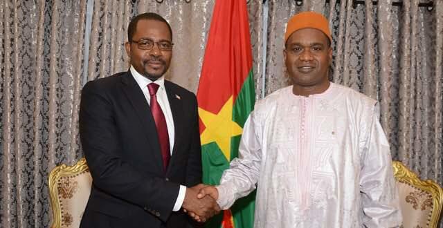 Firma de Acuerdos entre la República de Guinea Ecuatorial y el Estado de Burkina Faso
