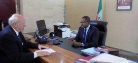 Entrevista al Excmo. Señor Ministro de Minas e hidrocarburos por el 50 aniversario de la República de Guinea Ecuatorial