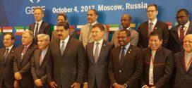 19ª reunión Ministerial de Países Miembros de GECF