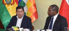 Visita del Ministro Titular de Minas e Hidrocarburos en Bolivia con ocasión a la celebración de la cumbre de jefe de estados de GCEF y la conferencia de JODI GAS
