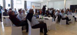 Seminario sobre liderazgo y jerarquía a todos los Directores Generales de Total en África.